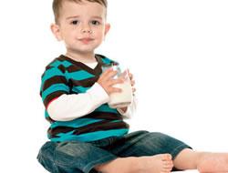 Günde 1 kilo süt, 7 cm boy! Günde en az 2 bardak süt