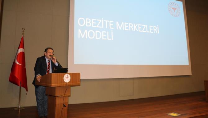 Obezite merkezleri bilgilendirme toplantısı yapıldı