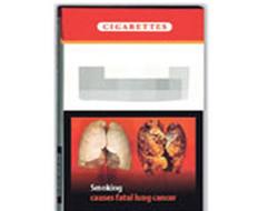 Sigaradaki 'resimli uyarı' etkili oldu