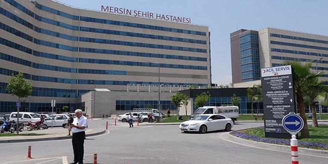 Mersin Şehir Hastanesi, yurt dışından 650 hasta getirdi