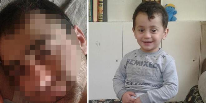 3 yaşındaydı! Üvey babası darp ederek öldürdü!