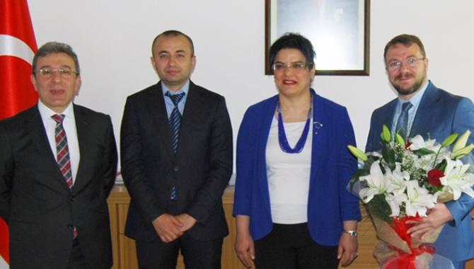 TÜSEB Başkanlığına Prof. Dr. Adil Mardinoğlu görevlendirildi