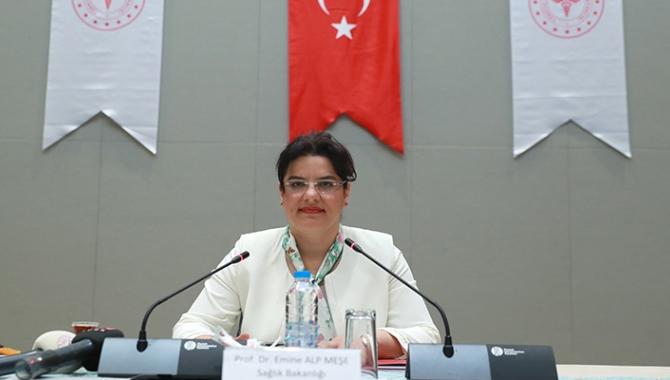"""""""Türkiye Zoonotik Hastalıklar Eylem Planı Tanıtım Toplantısı"""" gerçekleştirildi"""