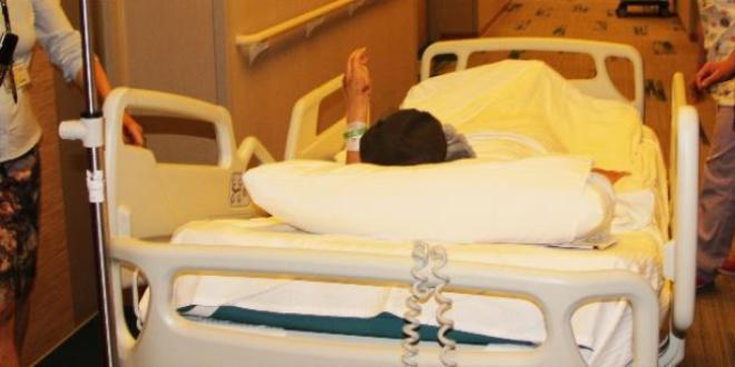 10 saatlik ameliyat sona erdi Berfin'den sevindirici haber geldi