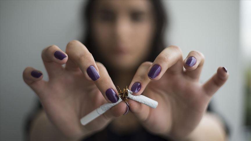 Kanser riskini artıran nedenlerin en bilineni tütün