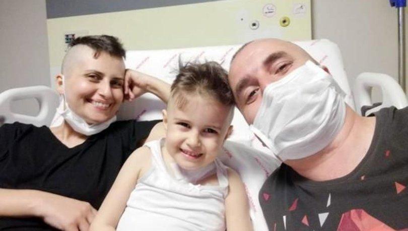 Öykü Arin'den annesine zor soru: Bütün çocuklar eve gitmiş, ben niye hastaneye gidiyorum?