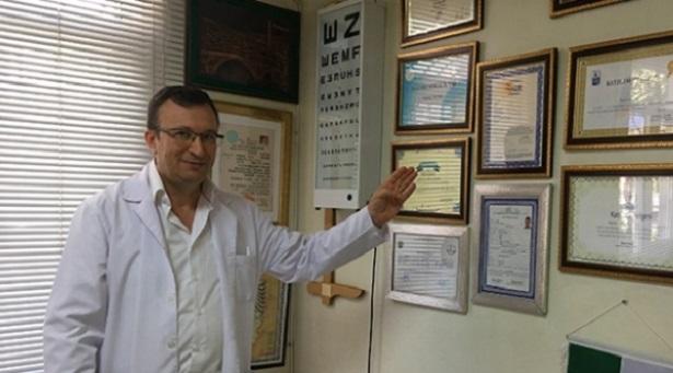 Bir doktor 6 meslek... Şimdi yedinci üniversite için hazırlanıyor