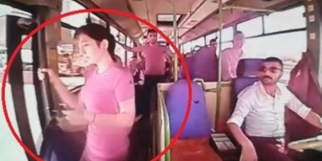 Halk otobüsünden düşüp ölen kızın babası konuştu