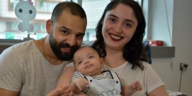 'Yaşamaz' dediler: Şimdi 7 aylık ve sağlıklı