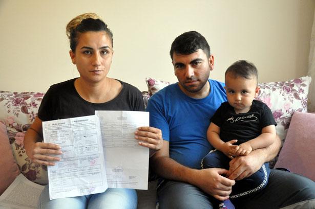 37 günlük bebekleri ölen aileden hastaneye 'ihmal' suçlaması