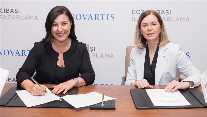 Novartis ve Eczacıbaşı'dan iş birliği