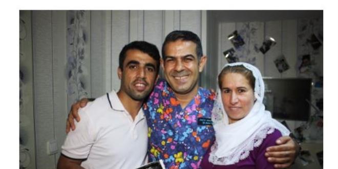 Doktorlar imkansız dedi müjdeli haberi Diyarbakır'da aldı