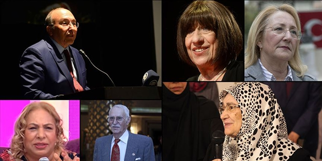 2019'un ilk 8 ayında vefat eden ünlü isimler sevenlerini üzdü