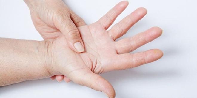 Tetik parmak rahatsızlığına dikkat