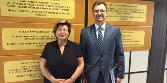 Dünya Sağlık Örgütünden Prof. Dr. Türmen'e ödül