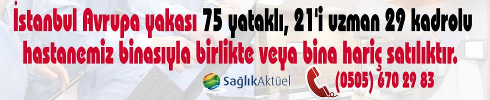 İstanbul Avrupa Yakası devren satılık hastane