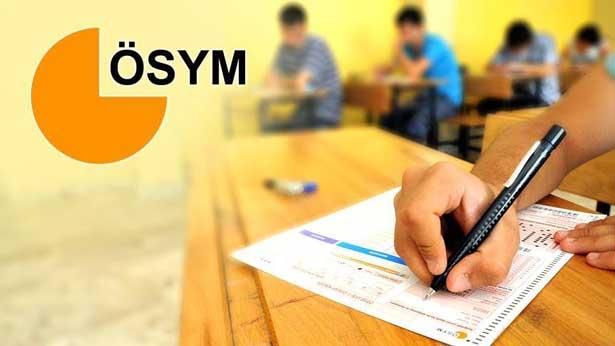 2019-YDS/3 sınav günü il/ilçe nüfus müdürlükleri açık tutulacak