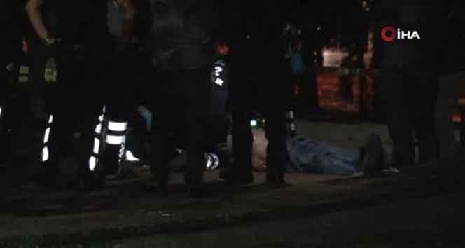 Beşiktaş'ta intihar eden kişiye 45 dakikalık kalp masajı