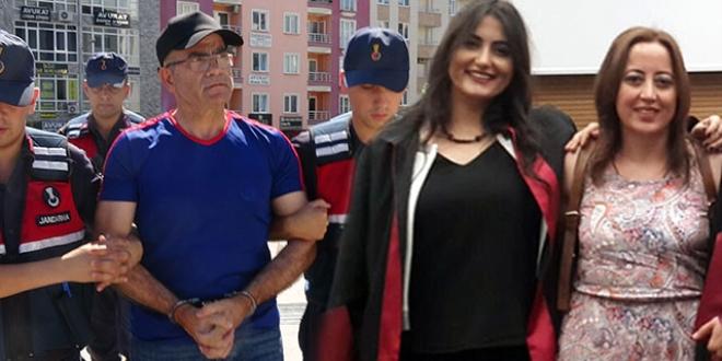 Doktor kızını 14 kurşunla öldüren cani eşinden boşanamıyor
