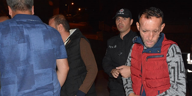 Yüz nakilli Recep Sert soruşturmasına gizlilik kararı