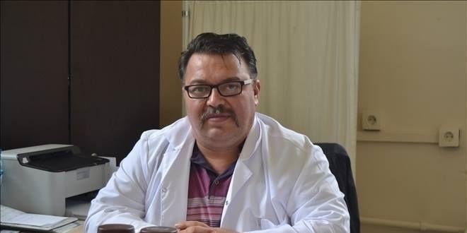 Diyabet hastası doktorun 'şekerle' mücadelesi