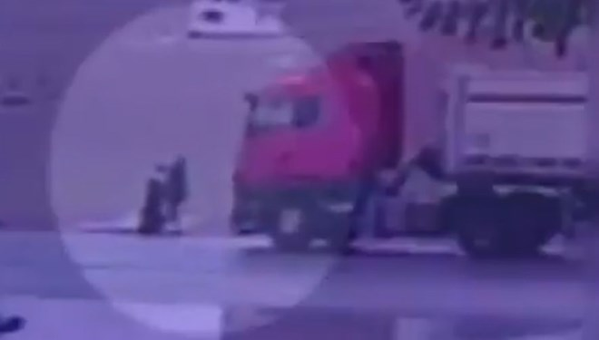 Cinayet gibi ihmal: Açık unutulan kamyon kasası kapağı öldürdü