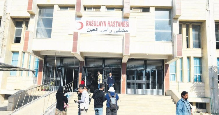 Teröristlerin altına tünel kazdığı hastane hizmete açıldı