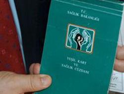 Ankara'nın yüzde 4'ü yeşil kartlı