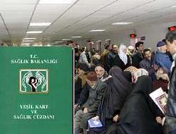 Yeşil Kartlıların Sgk'ya Devri Uzatılıyor, 1 Ocak 2012