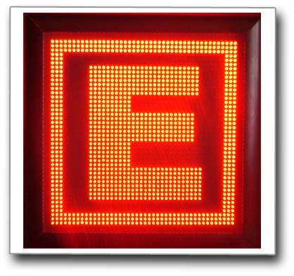 Nöbetçi eczanenin logo tabelası yanıp sönecek