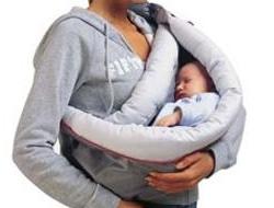 Askılı bebek taşıyıcıları sakıncalı