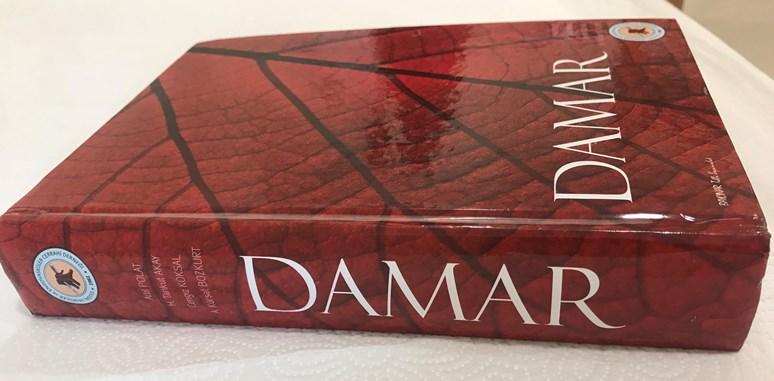 Damar hastalıklarının tedavisi alanında yazılmış en kapsamlı kitap yayınlandı!