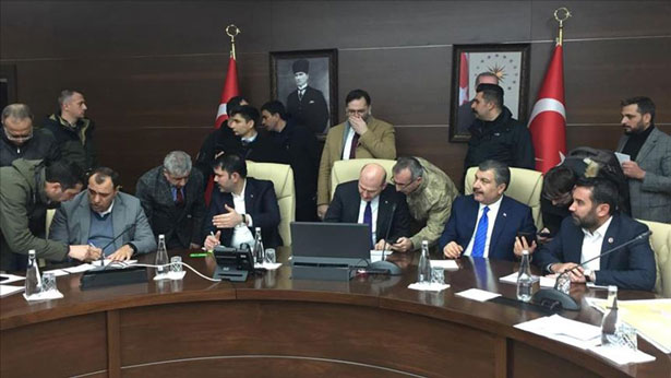 Sağlık Bakanı Koca: Bin 159 ilave personel görevlendirdik
