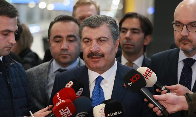 Sağlık Bakanı Koca koronavirüsle mücadeleye ilişkin son durumu açıkladı: (4)