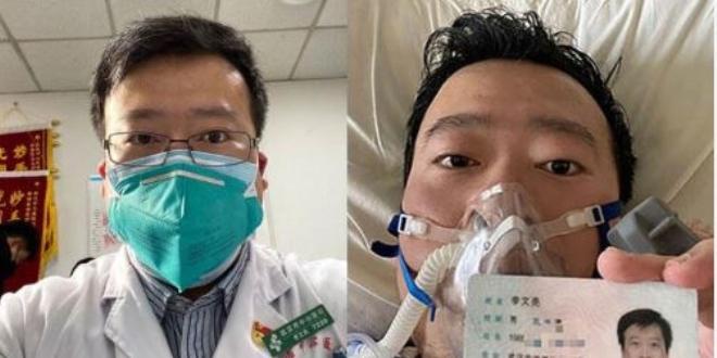 Virüsü gizli mesajla ilk kez duyuran doktor yaşamını yitirdi