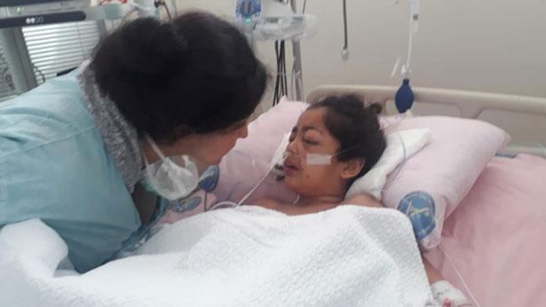 Apseli dişi çekildikten sonra hastanelik olduğu iddia edilen çocuk yoğun bakımda