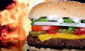 Fast food saatli bir bombadır