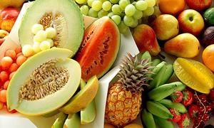 Vitamin deposu yaz meyveleri