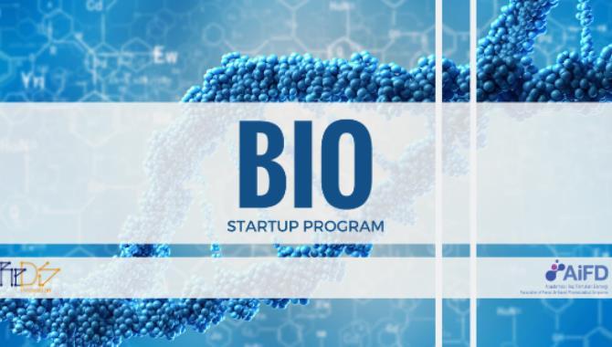 BIO Startup Program'a Türkiye'nin her bölgesinden yoğun ilgi