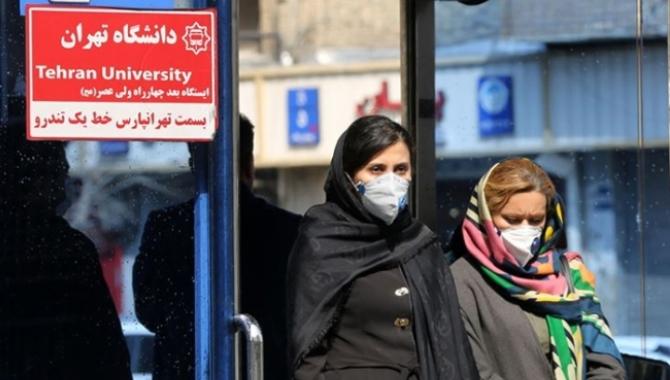 İran'da koronavirüs kaynaklı can kaybı 2 bin 77'ye yükseldi