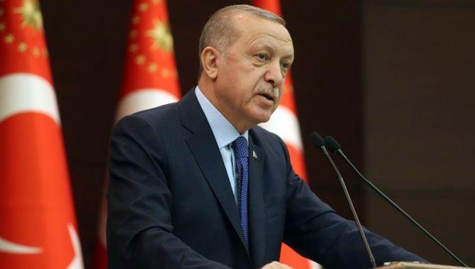 """Cumhurbaşkanı Erdoğan """"Millete Sesleniş"""" konuşması yaptı: (2)"""