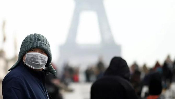 Fransa Sağlık Bakanı: Çin'den 1 milyar yüz maskesi sipariş ettik