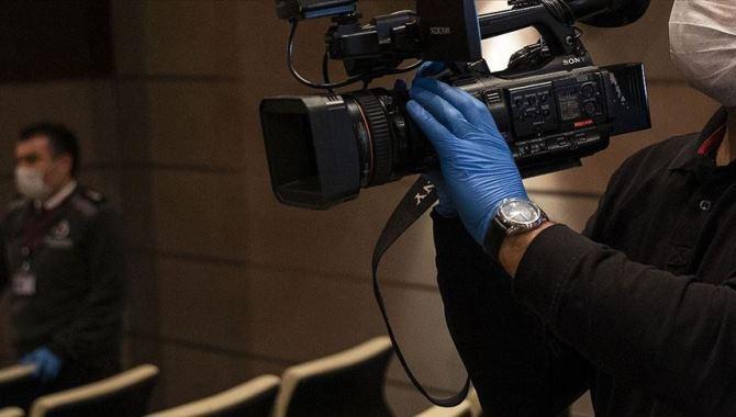 İletişim Başkanlığı, gazeteciler için Kovid-19'a karşı dikkat edilmesi gerekenler rehberi hazırladı