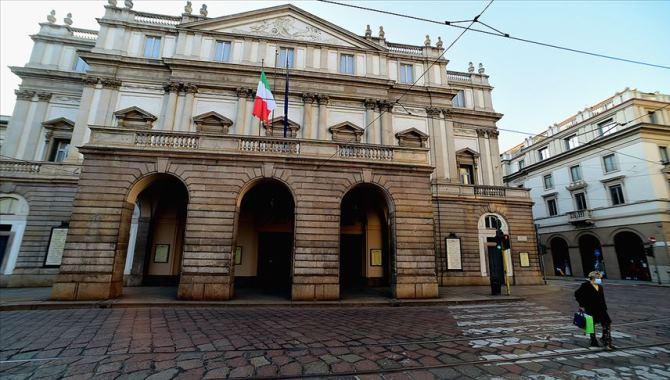 İtalya'da Kovid-19 nedeniyle ölenlerin sayısı 13 bin 915'e yükseldi