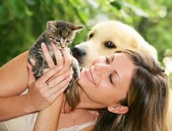 Evcil hayvanlara karşı alerjiniz mı var?