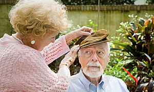 Alzheimer hastalarına takip sistemi