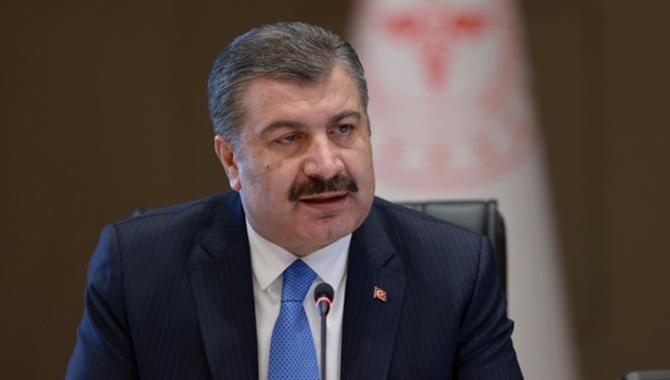 Sağlık Bakanı Koca'dan maske ve mesafe uyarısı