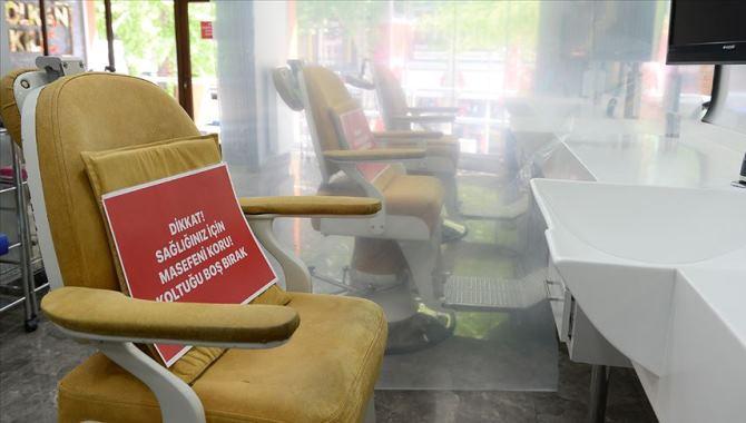 Malatya'da 4 berberde koronavirüs çıktı