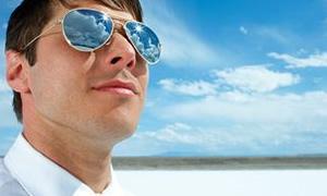 Güneşli havalarda güneş gözlüğü olmadan dışarı çıkmayın