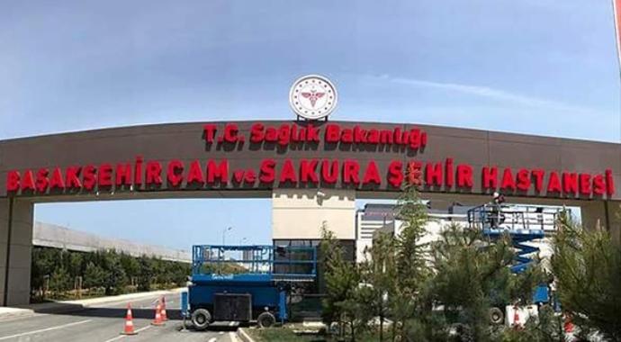 Başakşehir Çam ve Sakura Şehir Hastanesi'nin açılış tarihi açıklandı